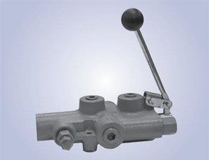 Detented Log Splitter Valve