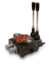 12 GPM Monoblock Directional Control Valve with 1-6 Sections