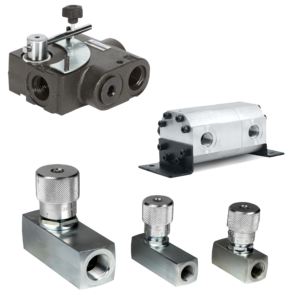Valves, Flow Control & Flow Dividers